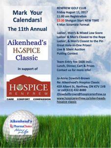 Aikenhead's Hospice Classic