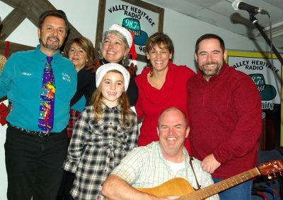 Holly Jolly Radiothon Valley Heritage Radio