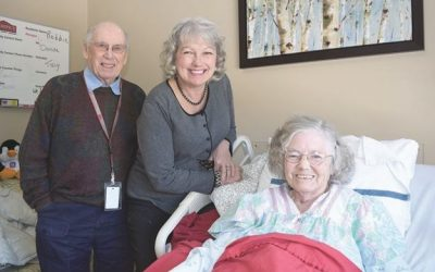 Hospice Renfrew marks 10th anniversary on Jan. 28