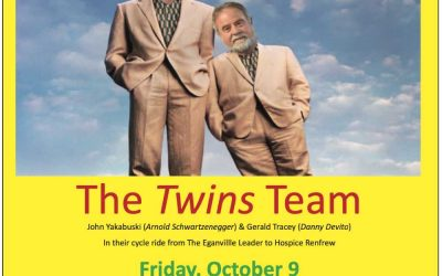 Please support the… Twins