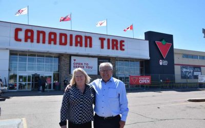 Pembroke/Renfrew Canadian Tire Virtual Hike for Hospice 2021