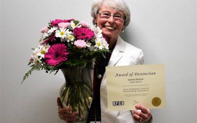June Callwood Circle of Outstanding Volunteer Award
