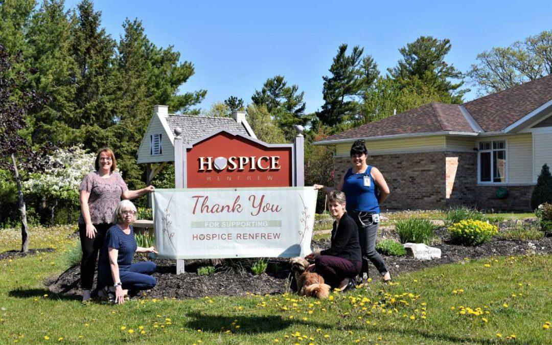 $53,000 Raised for Hospice Renfrew – Virtual Hike 2021